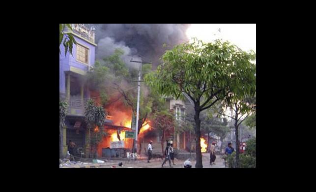 Cinsel Saldırı Myanmar'ı Karıştırdı!