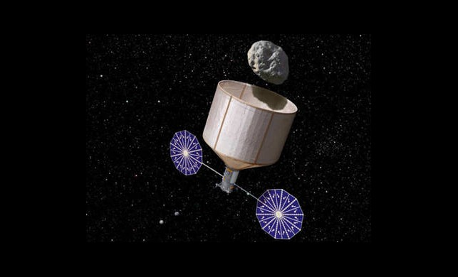 NASA'dan İlginç Proje