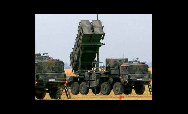 NATO'dan Türkiye'nin Patriot Talebine Onay