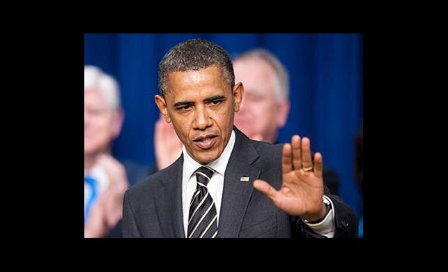 Obama'dan Sürpriz Görüşme