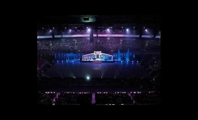 11. Uluslararası Türkçe Olimpiyatları Başladı