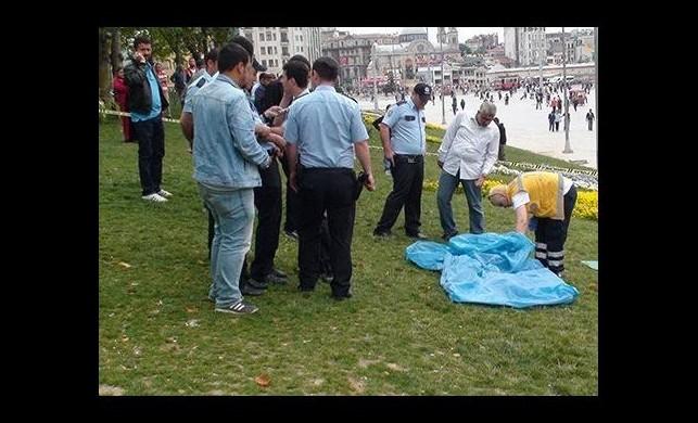 Gezi Parkı'ndaki cesedin kimliği belli oldu