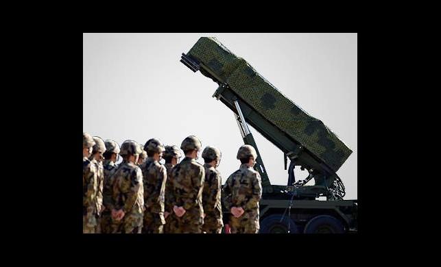'ABD'den Türkiye'ye 2 Patriot-400 Asker'