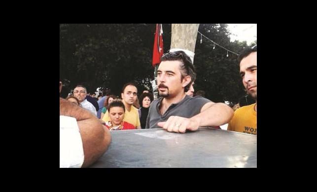 Ali İhsan Varol Gezi Parkı'nda Pilavcıyla Pazarlık Yaptı