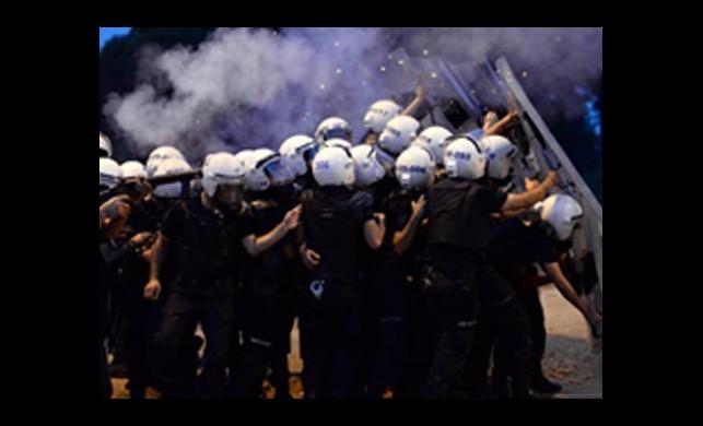 164 Polise 'Gezi' Soruşturması!