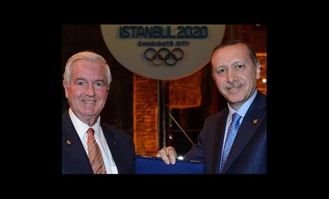 Başbakan Olimpiyat Komitesi İle Buluştu