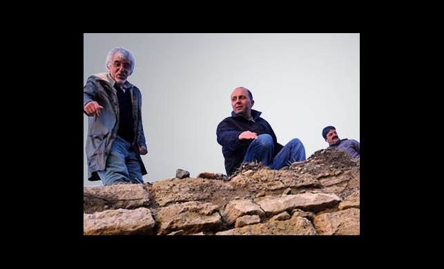 Heyelan 1800 Yıllık Duvarı Ortaya Çıkardı