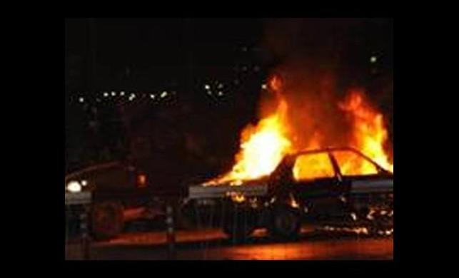 Tarsus'ta polise hain saldırı