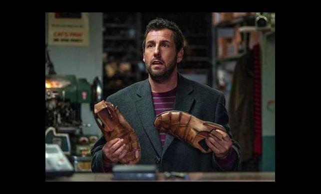 Adam Sandler'ın iki ayağı bir pabuca girdi!