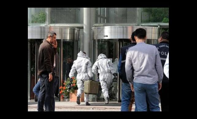 Bakanlık'tan 'sarı toz' açıklaması