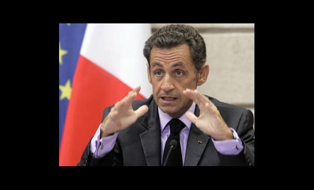 Sarkozy'den Yeni Yasa Önerisi