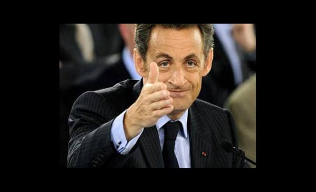 Sarkozy'nin Başı Kaddafi'nin Parasıyla Dertte