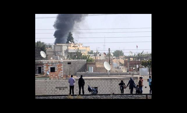 Suriye Sınırı Yine Bombalandı!