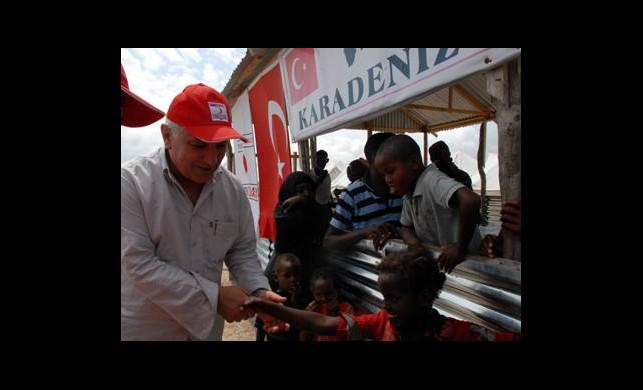 Türkiye Somali'yi Yeniden İnşa Ediyor