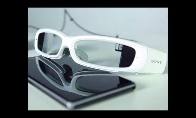 Sony'nin akıllı gözlüğü satışta!