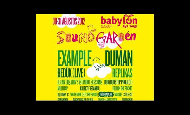Soundgarden Çeşme İçin Geri Sayım Başladı!