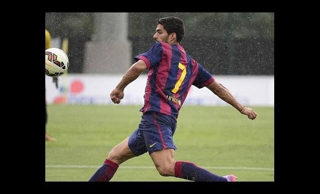 Suarez, El Clasico'ya yetişecek mi?