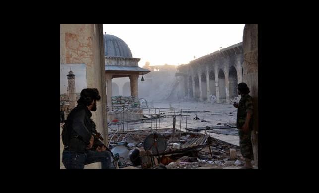 Suriye'deki İç Savaşta 72 Kişi Öldü