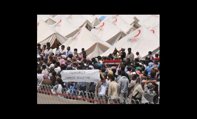 Suriyeli Sayısı 18 Bine Yaklaştı