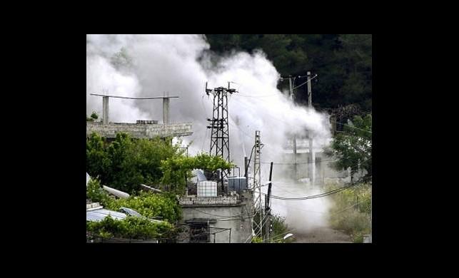 Suriye'de Yine 'Kimyasal Silah' İddiası