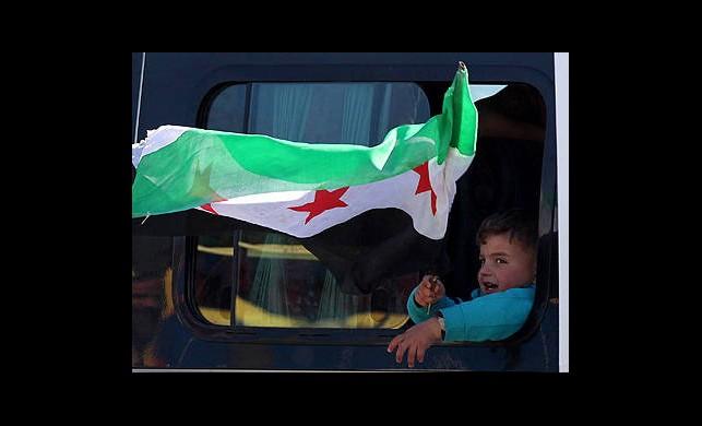 Suriyeliler Konteyner Kente Taşındı