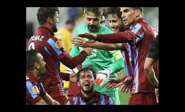Trabzonspor, Halilhodzic'le yenilmiyor!