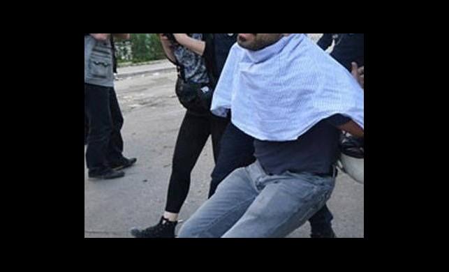 Gezi'de 9 Tutuklama