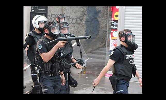 Polis Artık Biber Gazı Kullanmayacak!