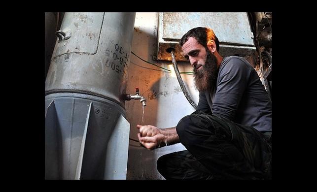 Esed'in Bombası ''Su Kazanı'' Oldu