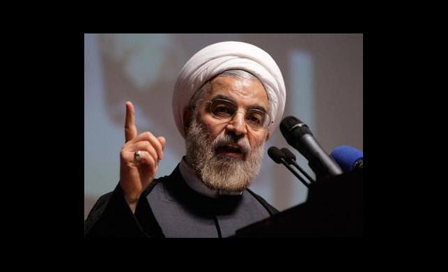 Ruhani: Suriye Kimyasal Kullandı
