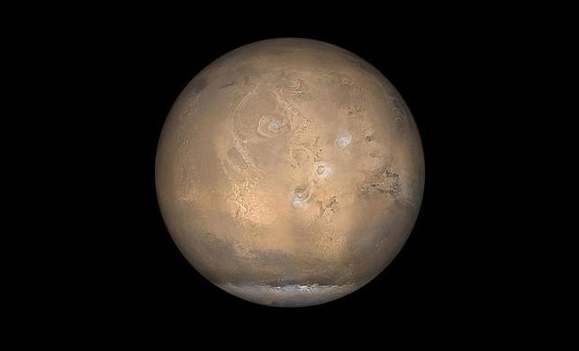 Mars'tan Metan Gazı Çıkmadı