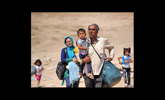 Suriye'den Kaçış Başladı!