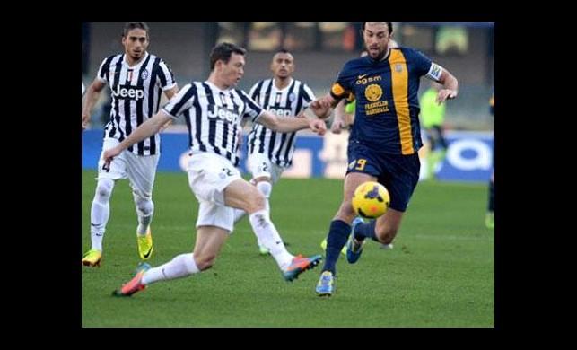 Juventus 90'da yıkıldı