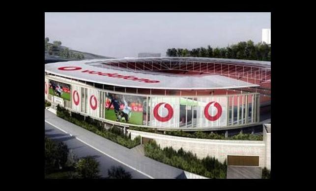Vodafone Arena için ihale açıklaması