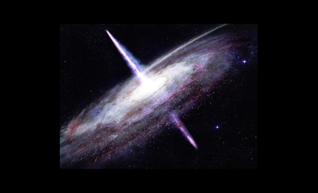 'Evren'in En Büyük Kozmik Yapısı Keşfedildi