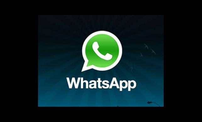 Whatsapp'tan Bir Gecede Rekor Mesaj