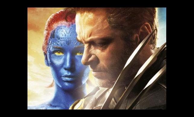 X-Men: Geçmiş Günler Gelecek'ten karakter afişleri