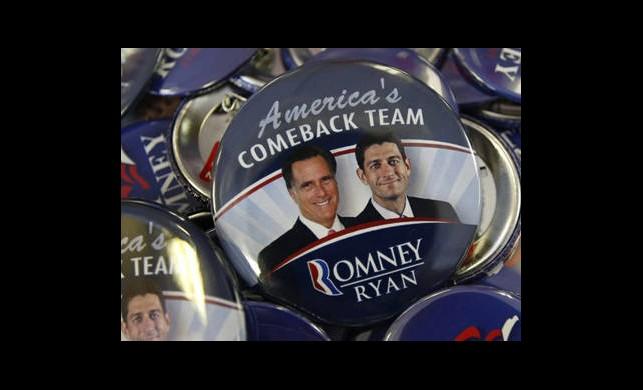 Obama, Romney Yarışı Başa Baş Gidiyor
