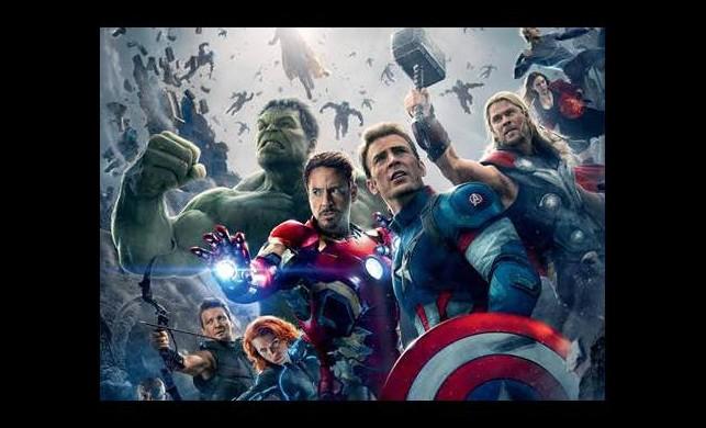 Yenilmezler: Ultron Çağı filminin ilk afişi