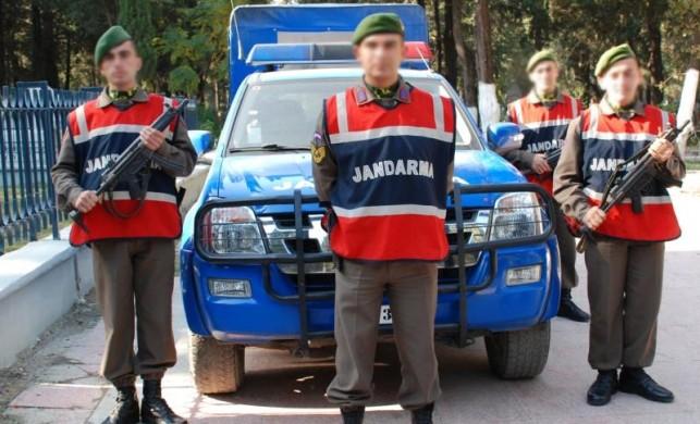 Jandarma komutanları artık...