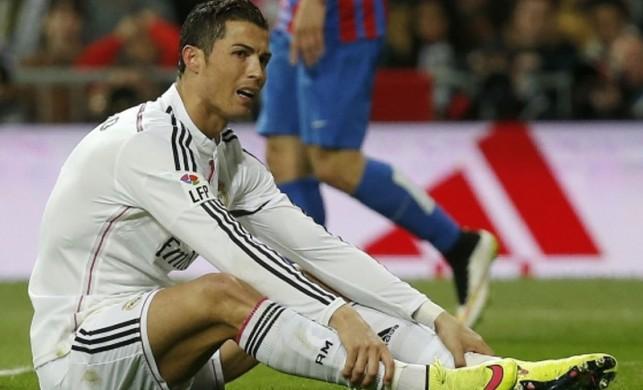 Ronaldo'dan şok küfür! Islıklanınca...