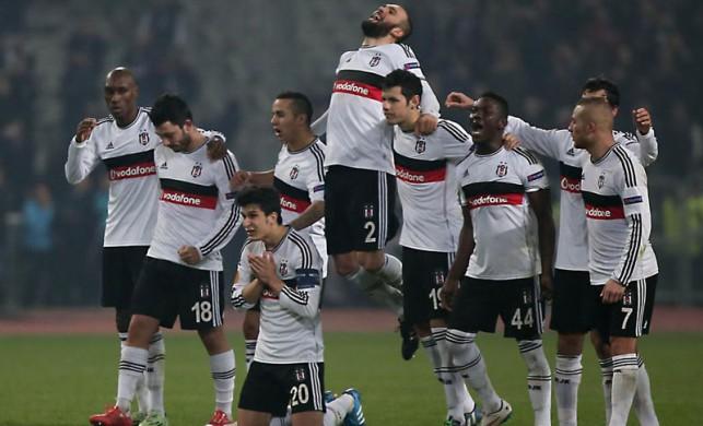 Beşiktaş tozluğa da sponsor istedi!