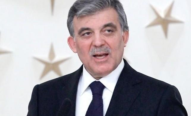 Abdullah Gül'e üzücü haber