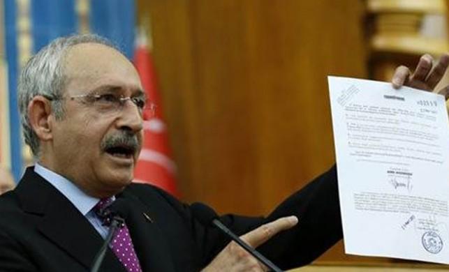 Kılıçdaroğlu'ndan noter onaylı taahhüt