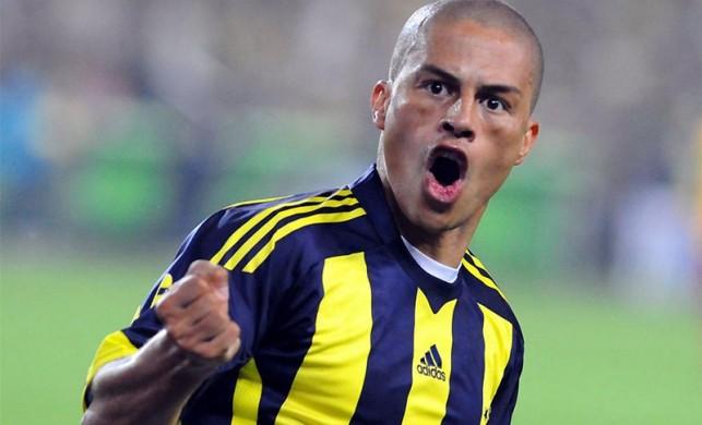 Alex de Souza geliyor!