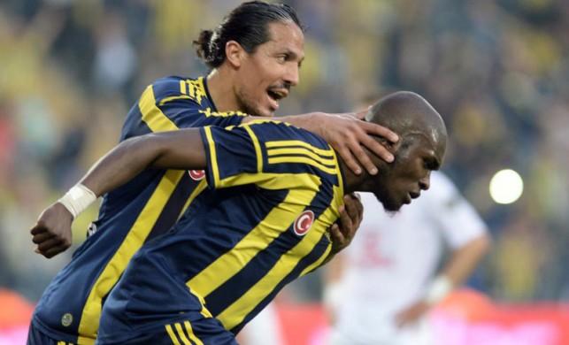 Moussa Sow dikkat çekti!