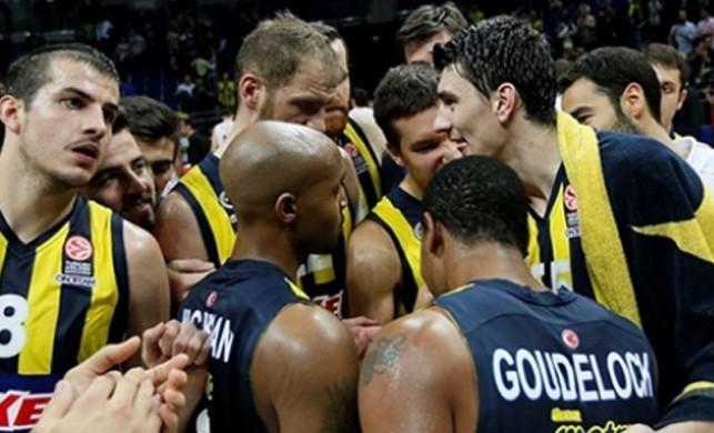 Fenerbahçe Ülker Madrid'de