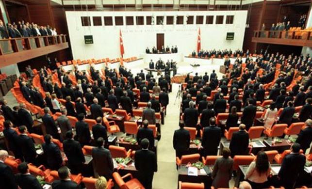 Yeni Meclis'te ilk kriz!