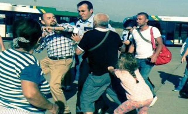12 saatlik rötar yolcuları çileden çıkardı