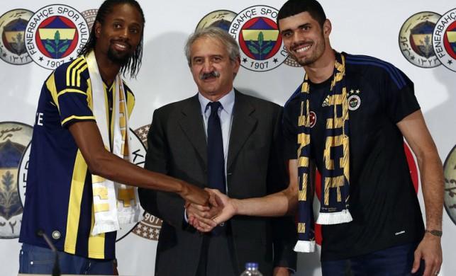 Fenerbahçe'de çifte imza!